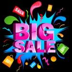 Big Sale — Stock Vector #21173969