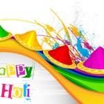 Holi Celebration — Stock Vector #21929313