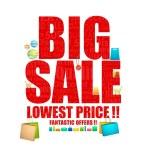 Big Sale — Stock Vector #21961027