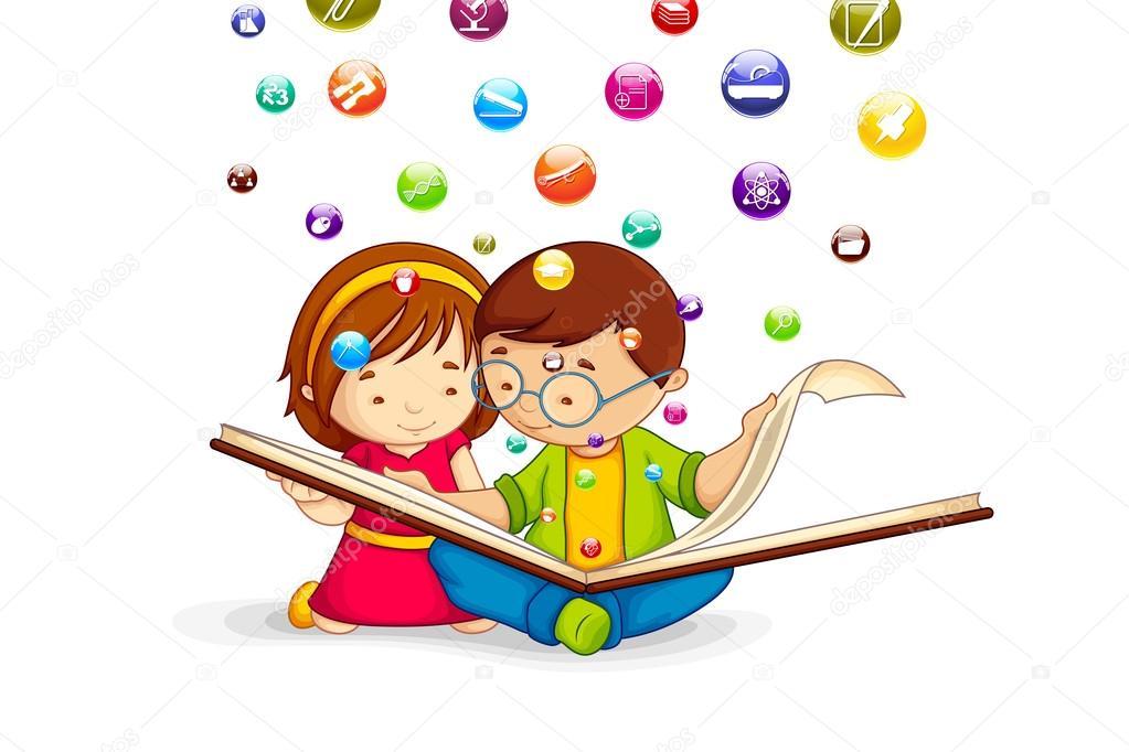 Meninos E Meninas De Nacionalidades Diferentes Childre: Vetor De Stock © Stockshoppe