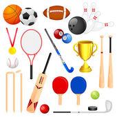 Sport objekt — Stockvektor
