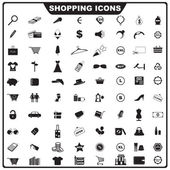 Shopping Icon — Stock Vector