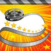 Filmy fond — Vecteur