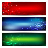 Colorful Banner — Stock Vector