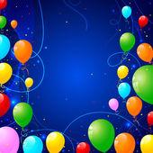 Colorful Balloon — Stock Vector