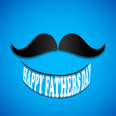 Happy Father's Day Background — Vector de stock
