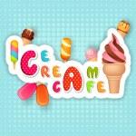 Ice cream Poster — Stock Vector #32020641