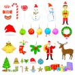 Stock Vector: Christmas Icon