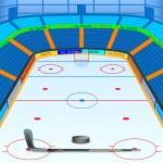 Ice Hockey — Stock Vector #43475821