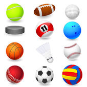 Sports Object — Stock Vector