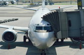 Aeroplano — Foto Stock