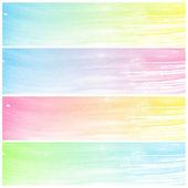 Colour hand paint background — Stock Photo