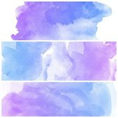 Abstract watercolor art — Stock Photo