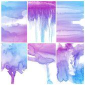 Su renk sanat — Stok fotoğraf