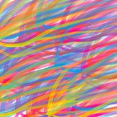 Hand paint background — Stock Photo