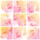 Abstract water color art — Stock Photo
