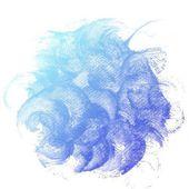 искусство цвета воды — Стоковое фото