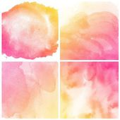 Colorful Water Color Background — Stock Photo