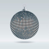 Ayna disko topu — Stok Vektör