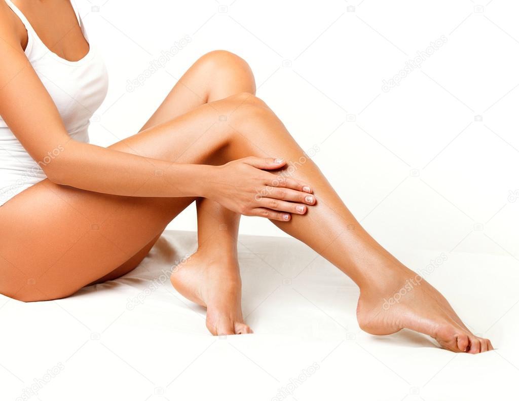 Как мужчине сделать красивые ноги