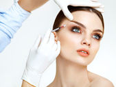 Cosmetic Surgery — Stock Photo