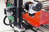 Three dimensional printer — Stock Photo