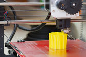 3D printer in action — Stock Photo
