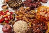Bulgarian Christmas food — Stock Photo