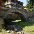 Stone bridge in Koprivshtitsa — Stock Photo