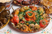 Bulgarian Christmas food — Foto Stock