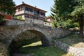 Stone bridge in Koprivshtitsa — Stock Photo