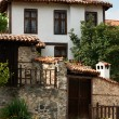 Stock Photo: Traditional house from Zlatograd, Bulgaria