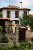 Traditional house from Zlatograd, Bulgaria — Stock Photo