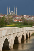 Selimie mosque, Edirne, turkey — Stock Photo