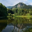 Smolyan lake, Bulgaria — Stock Photo