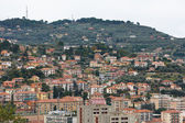 Imperia town in Italy — Foto de Stock