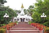 La reliquia del museo de phra kaw arnalayo — Foto de Stock