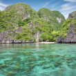 Beautiful scenery in El Nido, Palawan, Philippines — Stock Photo #16975137