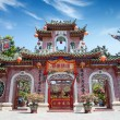 Cantonese assembly hall Hoi An — Stock Photo #24406939