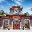 Stock Photo: Cantonese assembly hall Hoi An