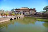 Forbidden city Hue, Vietnam — Stock Photo