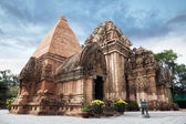 Po Ngar Cham Towers in Nha Trang — Stock Photo
