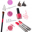 Makeup kit — Stock Photo #27311781