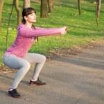 ������, ������: Squat exercises