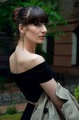 Mujer bonita — Foto de Stock