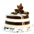 Stock Photo: Handmade soap chocolate cake