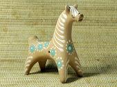 Horse toy — Stock Photo