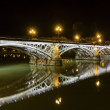 Triana Bridge — Stock Photo