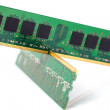 Foto Stock: RAM Modules