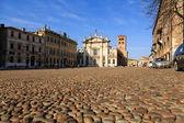 Mantova, itália — Foto Stock